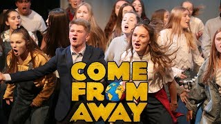 COME FROM AWAY Medley | Spirit Young Performers Company