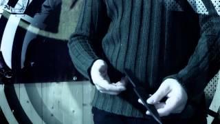 видео спортивное метание ножей