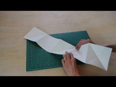 Paper Project: Paul Jackson's Folded Motif