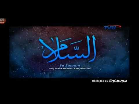 Asma-ul-husna (99 Nama ALLAH)