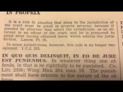 How the courts get jurisdiction of the body