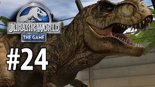 Jurassic World: The Game - T-Rex Evolution 2 [Episode 24] [iPad/Android]