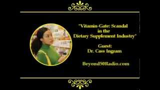 Vitamin Gate: Scandal in the Dietary Supplement Industry