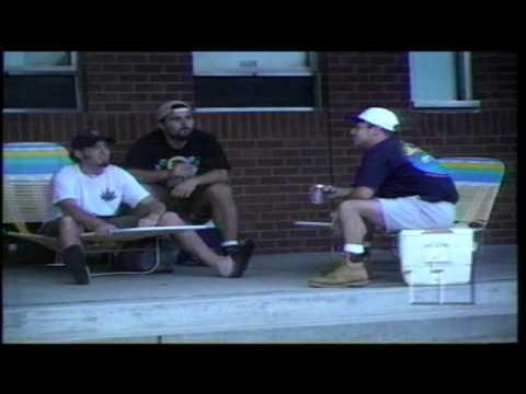 1996 Ravens Ticket Line - 1. Mark Rosedale and 2. Jeff LaRusso