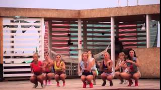 Сибирячки танец попой