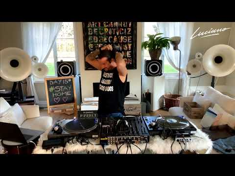 Luciano Living Room Session Part.15 (01.04.2020)