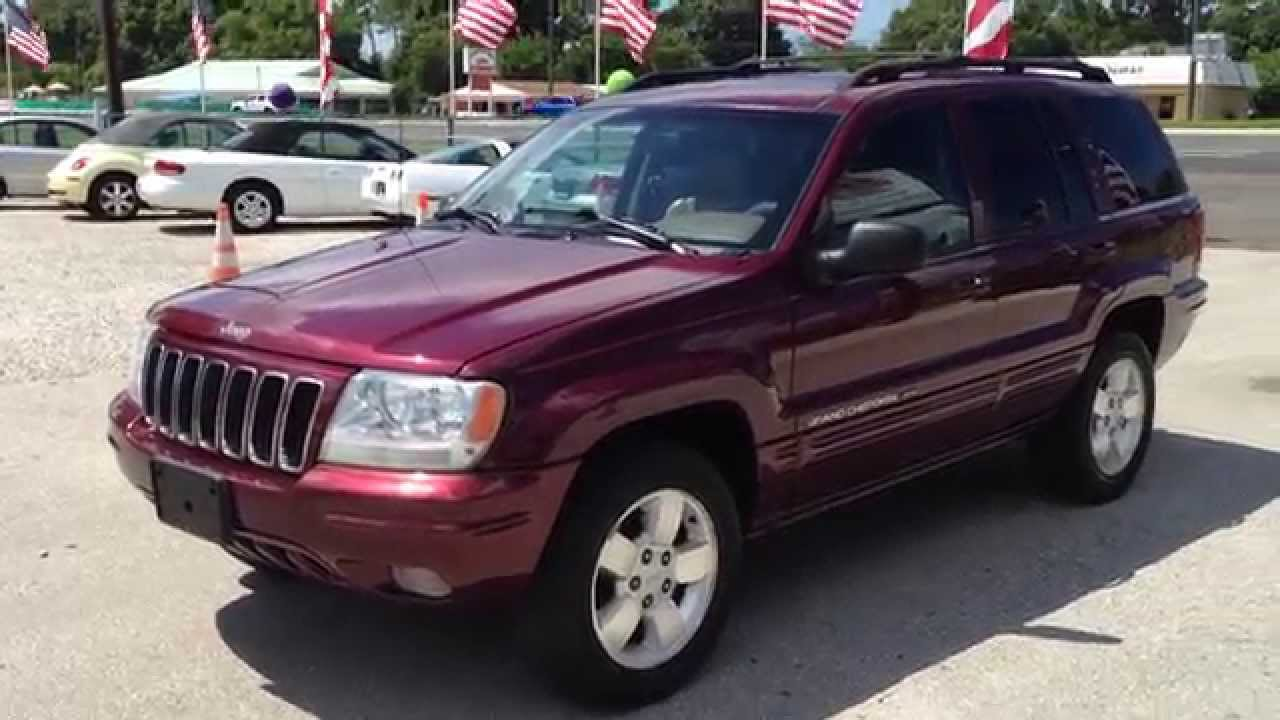 Lovely 2001 Jeep Grand Cherokee Limited 4X4   View Inventory At FortMyersWA.com
