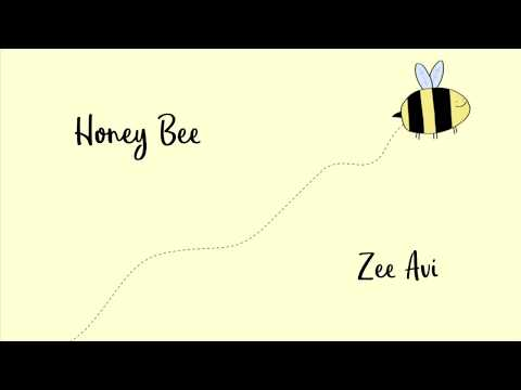 Honey Bee - Zee Avi (Ukulele cover + Lyric video)