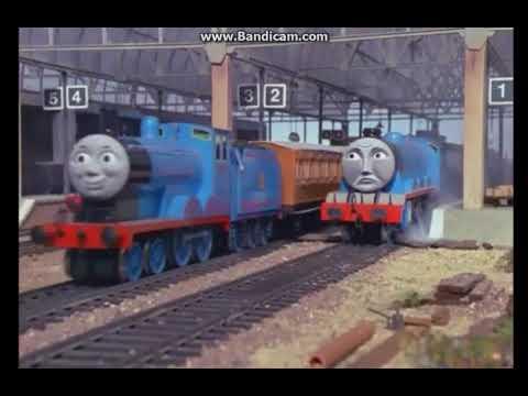 Tomas i Drugari-Problem u garazi