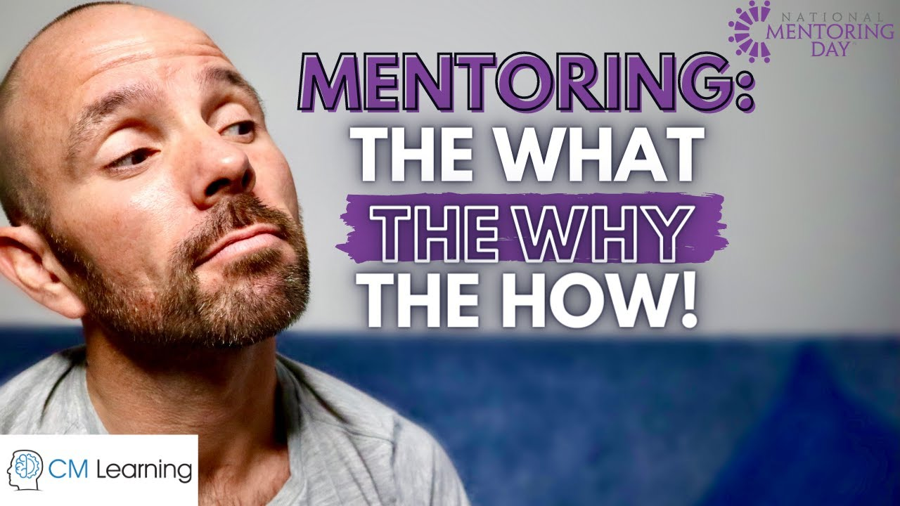 Here's Why You NEED a Mentor! | National Mentoring Day