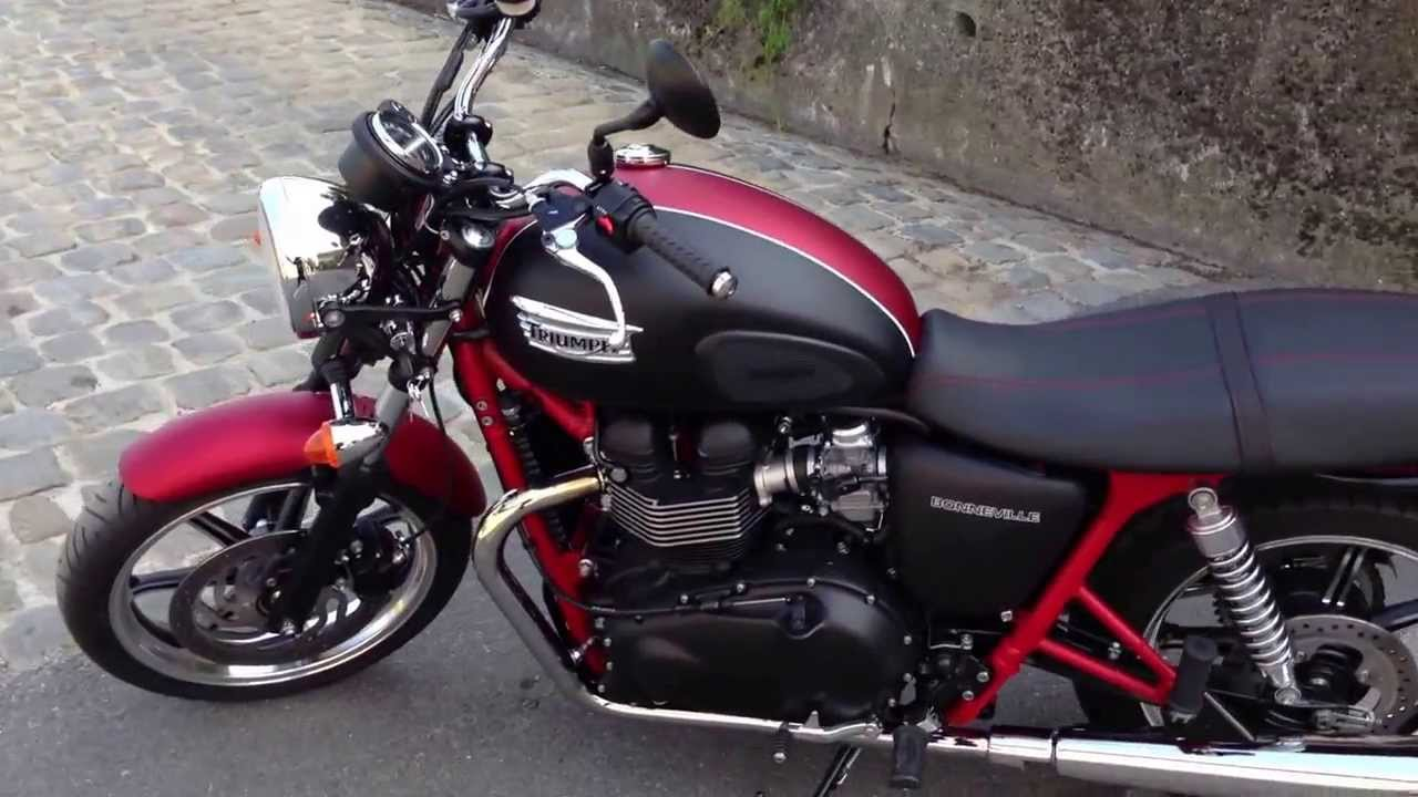 Triumph Bonneville A2 Idea Di Immagine Del Motociclo