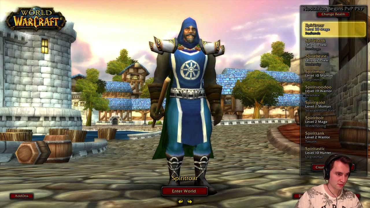 World of warcraft twink enchant