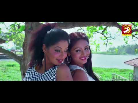 Thennale Poo | Girls Malayalam Movie Hd Video Song | Santhas Videos