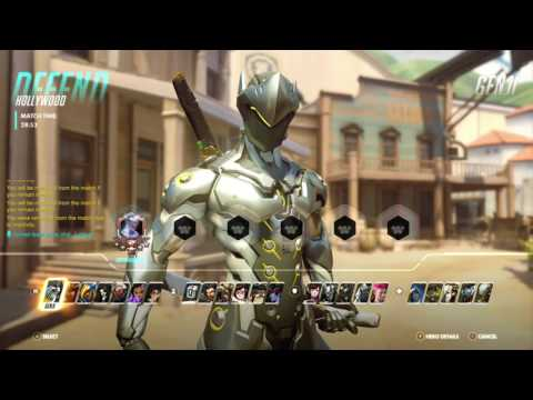 Overwatch Genji Guide for Console