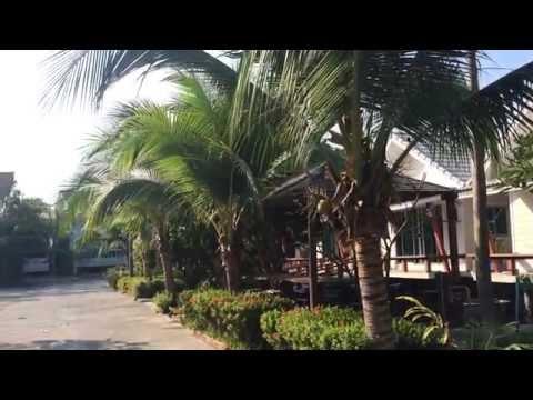 แนะนำที่พักหัวหิน สวนแสงไทยโฮมสเตย์ Baan Suan Sang Thai Homestay
