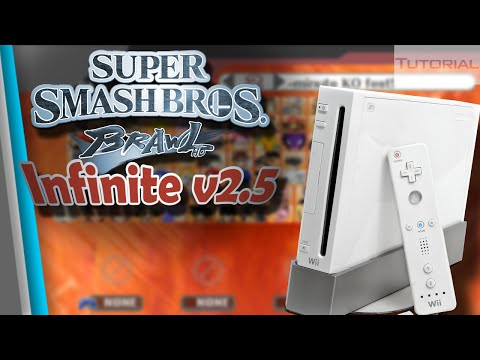 How to Install Super Smash Bros Brawl INFINITE [Wii Edition]