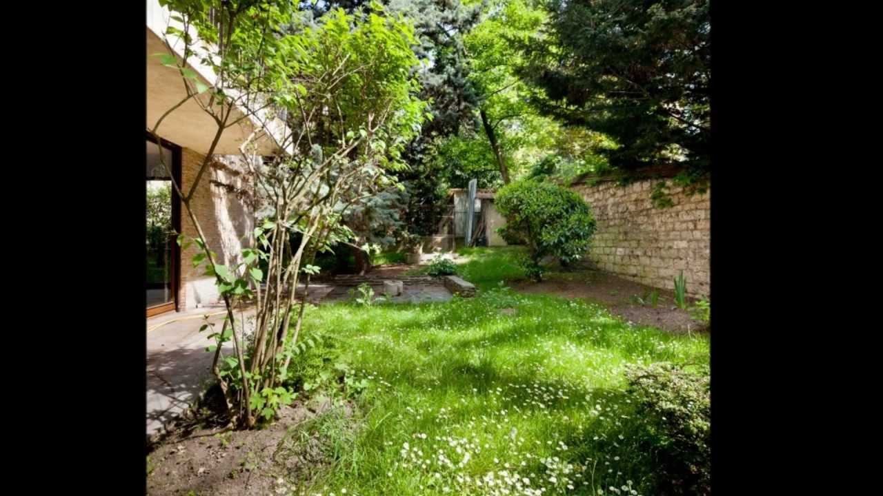 Vente Appartement En Rez De Jardin Neuilly Sur Seine Quartier Saint James Youtube