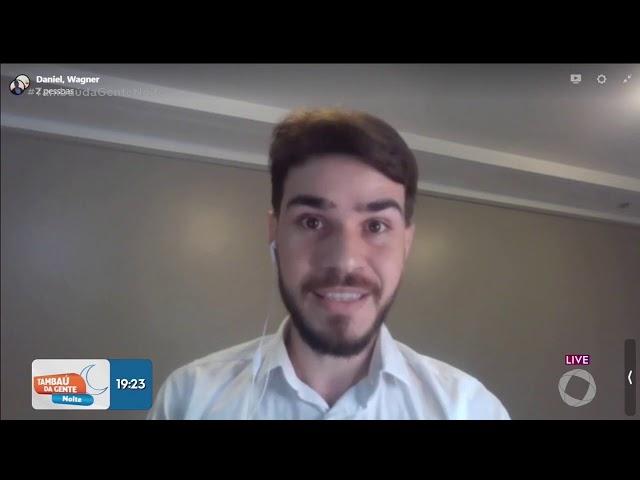 Tambaú da Gente Noite - Daniel Lustosa traz informações de denúncias nas vacinações