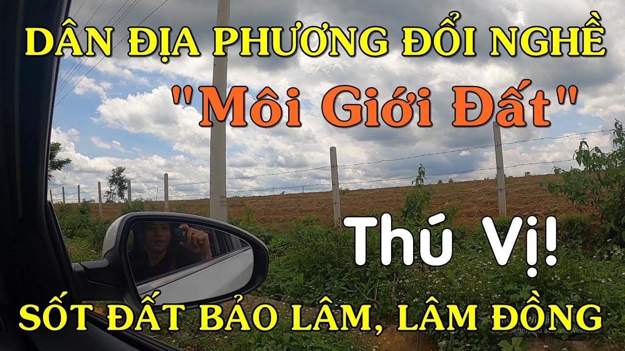 Thú vị: Sốt đất tại Bảo Lâm, Lâm Đồng? (P1) Nhà Đất Bảo Lộc 2020 ★ Vuong Realtor