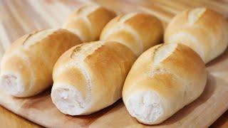 Faça Pão Francês em Casa Resultado de Padaria