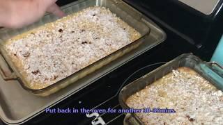 Amazing Low Sugar Cassava Cake Showing My Face & Review FlexiSpot Desk Bike 082018