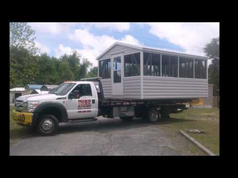 Mike Adams Towing & Air Cushion Recovery, Inc.