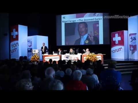 Nigel Farage speech in Switzerland