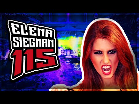Elena Siegman - 115 (Zombie Metal Cover) Call of Duty: Black Ops - Kino Der Toten Easter Egg Song