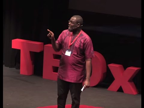 Occupying the office of the citizen | Chude Jideonwo | TEDxEuston