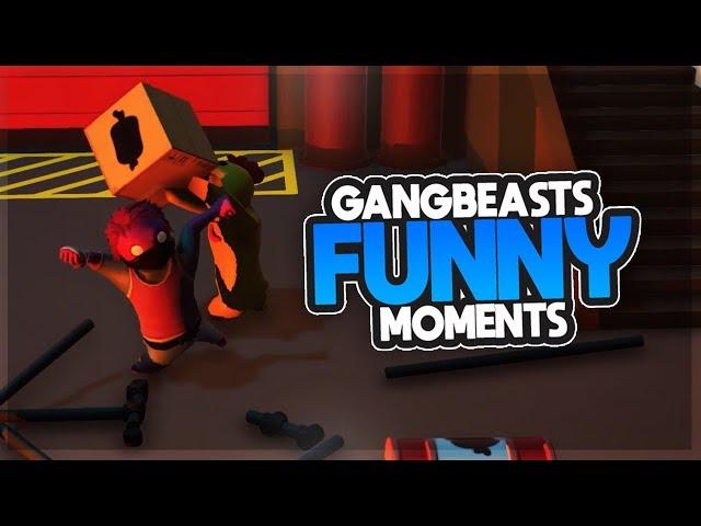 Gang Beasts | Funny Moments