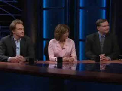 Ron Paul on Bill Maher 5-19-07