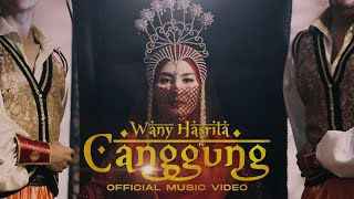 Cover images Wany Hasrita - Canggung (Official Music Video)