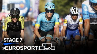 Giro d'Italia 2020 - Stage 7 Highlights | Cycling | Eurosport