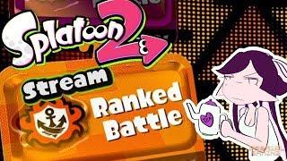 Splatoon 2 stream - Friday with Ranked / Aerospray madman