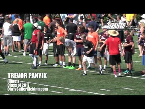Trevor Panyik - Kicker
