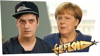 Das Interview mit Angela Merkel - #NetzFragtMerkel thumbnail