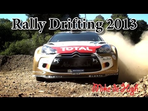 Best Of Rally Drifting Sideways WRC Cars Pure Sound Maximum Attack 1080 HD