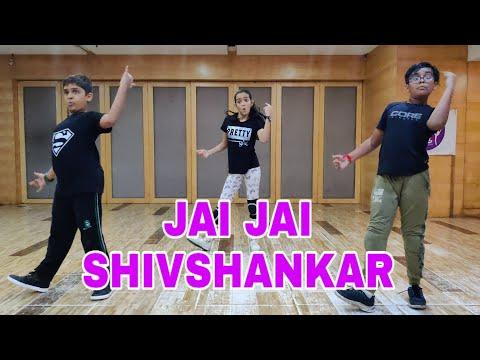 Jai Jai Shivshankar Dance Video   War   Hrithik Roshan   Tiger Shroff   Parvez Rehmani Choreography