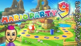Mario Party 9 Lets Play - Ep.1 Let