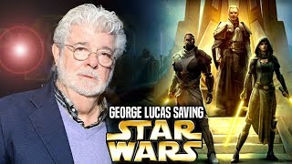 George Lucas Just Saved Star Wars Right Now & More! (Star Wars Explained)