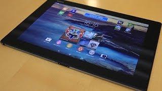 Review: Sony Xperia Z2 Tablet