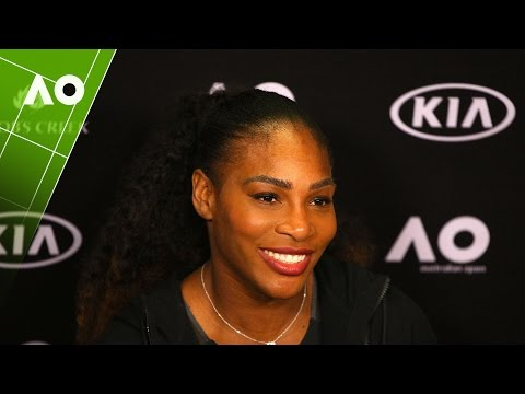 Serena Williams press conference (Final) | Australian Open 2017