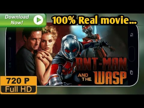 How to Download Ant-man and the wasp full...