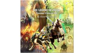 The Legend Of Zelda: Twilight Princess HD Sound Selection OST