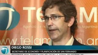 El municipio y medios zonales de San Fernando firmaron convenios con Télam
