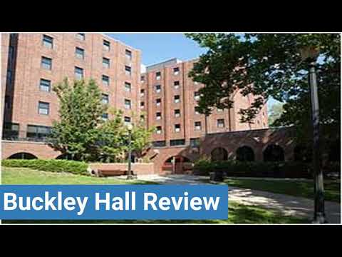 University of Connecticut Tri Campus Buckley Hall Review