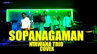 SOPANAGAMAN - GORAME BAND, cover Nirwana Trio. Live Di New Hunter pub