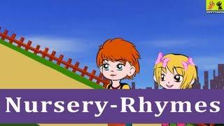 Animated Nursery Rhymes | Jack & Jill | Kids Songs With Lyrics (English Learning) By ZippyToons TV