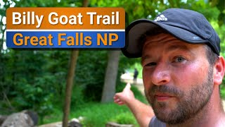 Billy Goat trail? More like Mountain goat trail! | Great Falls National Park