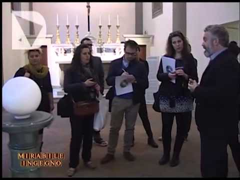MIRABILE INGEGNO - JACOPO LIGOZZI, JAMES LEE BYARS E LEONE BATTISTA ALBERTI